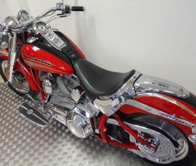 Brand New Original Harley Flstfse Screamin Eagle Fatboy Rider Seat Passenger Pillio Fat14
