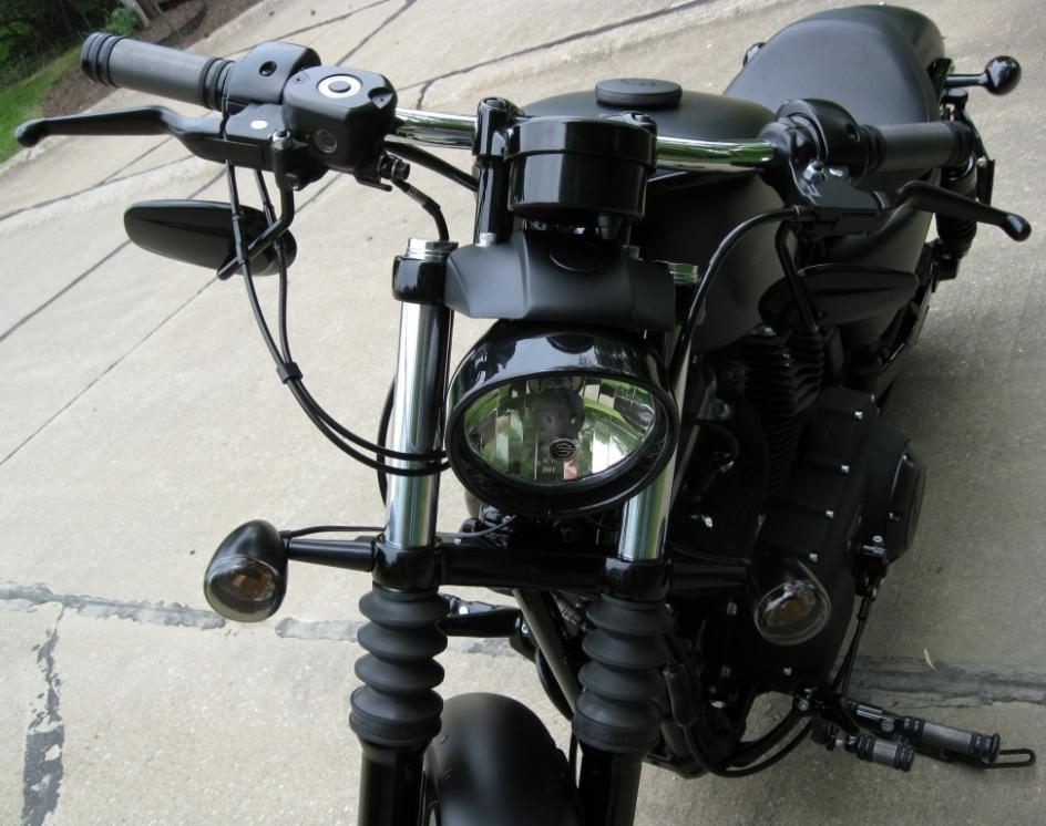 harley sportster wiring diagram 5050 rgb led strip turn signal relocation kit in black? - davidson forums