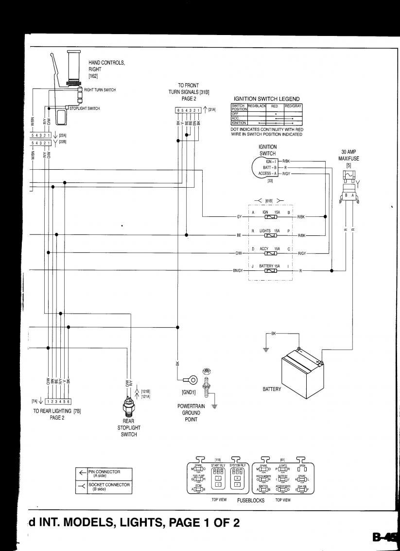 hight resolution of hard wiring brake light img106 jpg