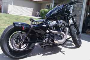 sportster exhaust drag pipes sikpipes