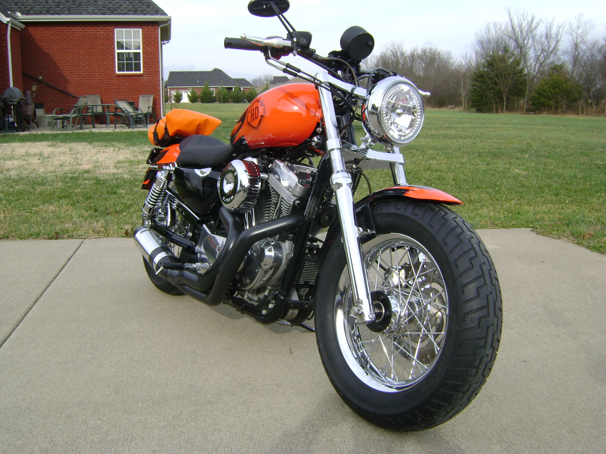 Harley 3 Wheel Conversion