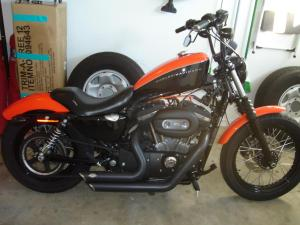 my 08 nightster pics  Harley Davidson Forums