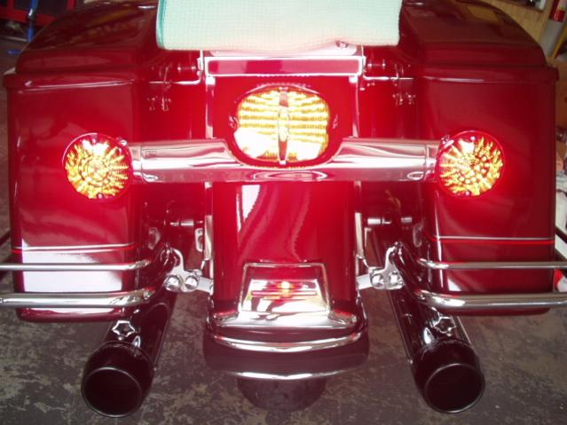 turn signal module harley davidson tachometer install fox body brake/run/turn conversion kits and led's - forums