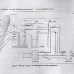 2006 Harley Davidson Radio Wiring Diagram 2005 Ford Stereo Ipod Interface Module, Only Left Speakers Working. Help - Forums