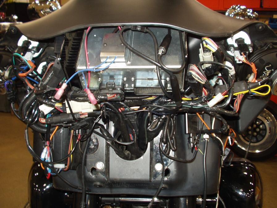 2003 harley wiring diagram 2007 international 4300 road glide fairing easy removal and install - davidson forums