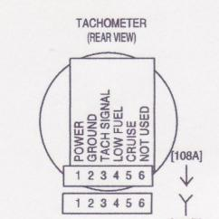 Tachometer Wiring Diagram A Light Switch And Outlet Road Glide 2001 Diagrams Need Help Harley Lt 01