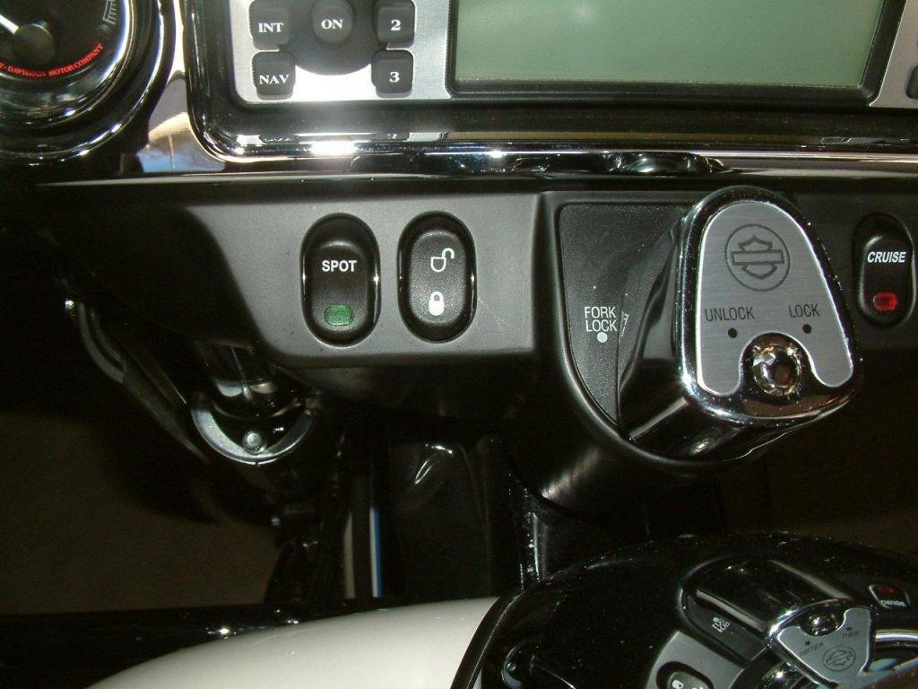 Wiring Ignition Switch