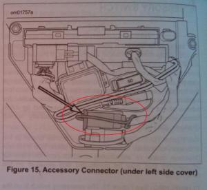 Installing a Garage Door Transmitter in a 2014 Ultra Limited  Page 3  Harley Davidson Forums