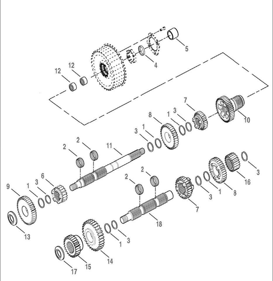 [DIAGRAM] Harley Davidson Transmission Diagram FULL