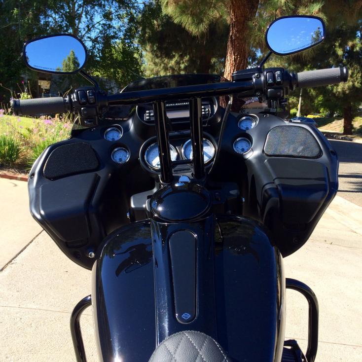 Road Glide Barslets see em  Harley Davidson Forums