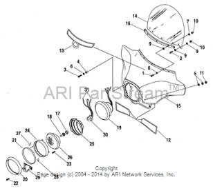 Fleetwood Tail Light Wiring Diagram Tail Light Cover