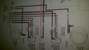 HELP  Electra Glide owners  driving light wiring?  Harley Davidson Forums