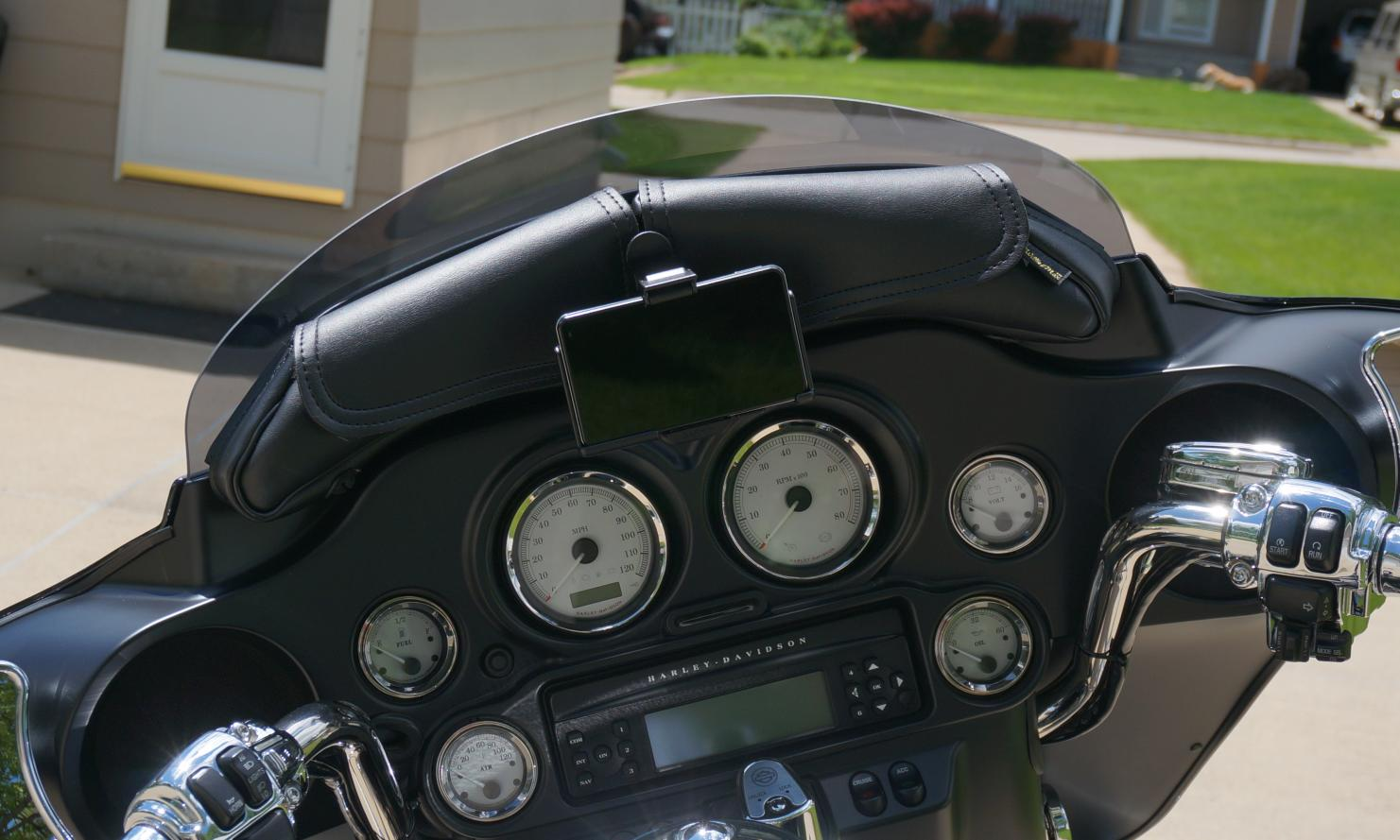 hight resolution of  2013 street glide t amp t fabrications gps