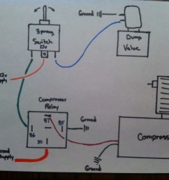 harley relay diagram wiring schematic diagram 37 beamsys codiy air ride wiring help harley [ 1037 x 775 Pixel ]