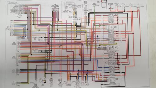 small resolution of harley davidson street glide wiring diagram wiring diagram show 2007 harley davidson road king wiring diagram 2007 harley wiring diagram
