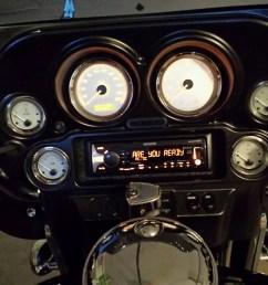 11 street glide aftermarket radio install kenwood2 jpg [ 3096 x 1741 Pixel ]