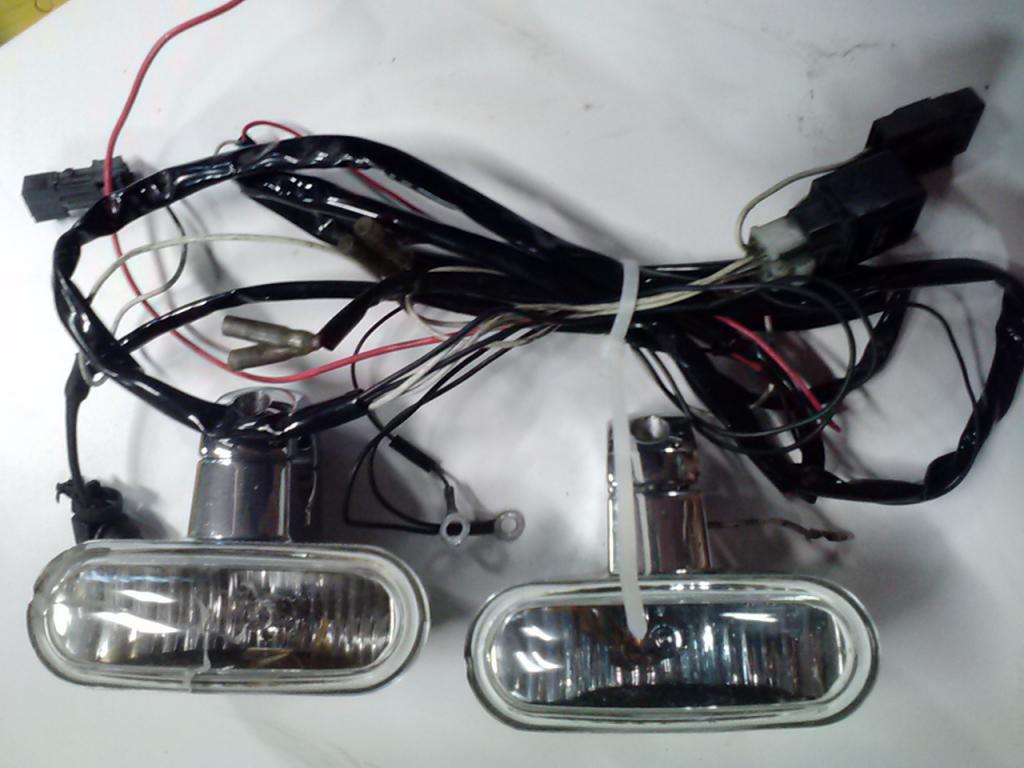 harley wiring diagram kia rio 2003 stereo engine guard mounted fog lamps kit - davidson forums