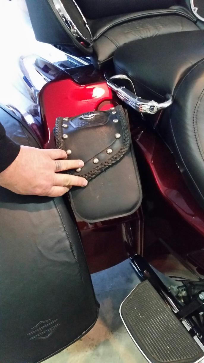Tri Glide saddlebags alternative  Harley Davidson Forums