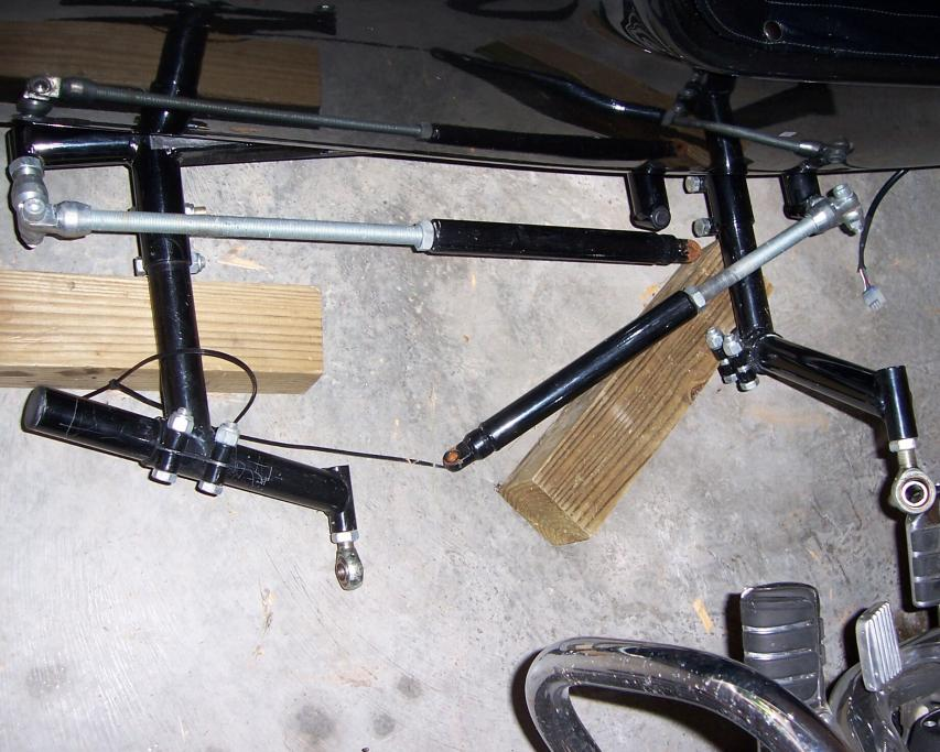 swing seat kit iron dining chairs sidecar for sale - harley davidson forums