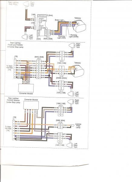 [DIAGRAM] Street Glide Tail Light Wiring Diagram FULL