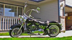 2009 Softail Deluxe  Harley Davidson Forums