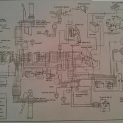 Tail Light Wiring Diagram Prostart Remote Starter 1987 Xlh 1100 Electrical Problem - Harley Davidson Forums