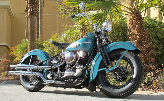 The Birth of a Classic - Harley Davidson Forums