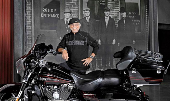 Willie G Davidson: 'Maxim' Details Harley-Davidson Legend Willie G.