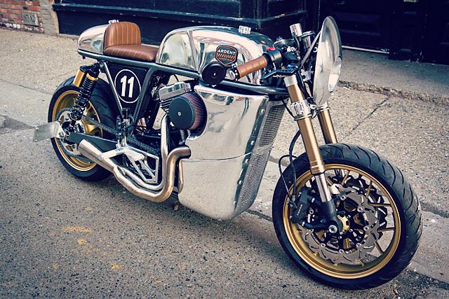 Custom Harley-Davidson - Ardent Motorcycles - Harley