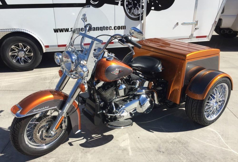 Harley Davidson: Harley Servi-Car Conversion Keeps A Legend Alive