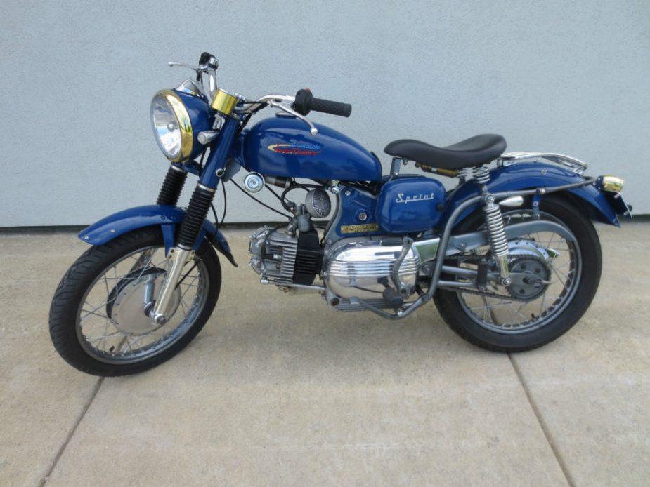1961 Harley-Davidson Sprint