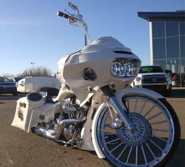Custom 2016 Harley-Davidson Road Glide