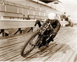 1920s HD racing Motordrome