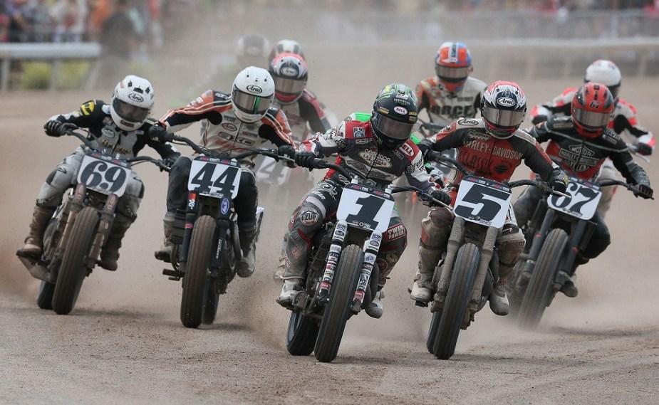Harley-Davidson Daytona TT