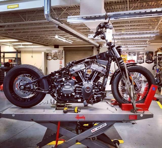 Battle of the Kings Red River Harley-Davidson WFISD