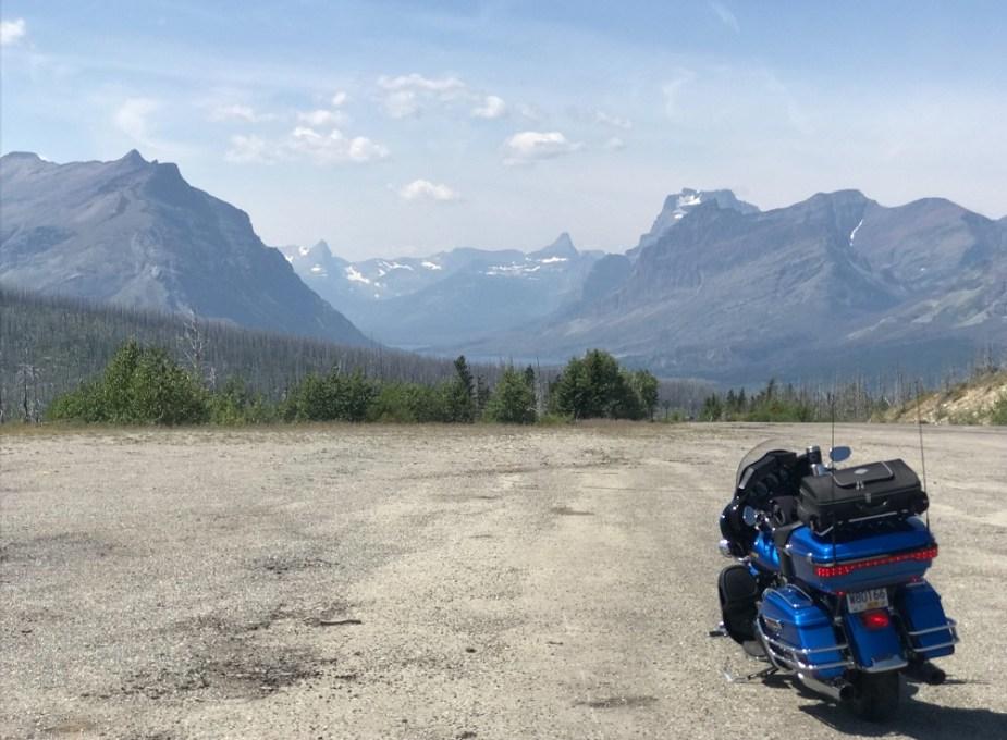 Harley Smokey Mountains