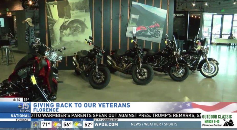 WheelCharrier Black Jack Harley-Davidson
