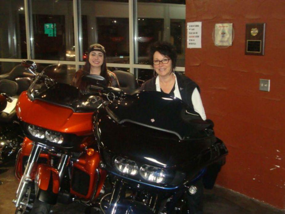 Gengras Harley Women's Night