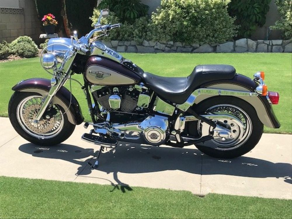 H-D Forums Marketplace Bike of the Week: '98 95th