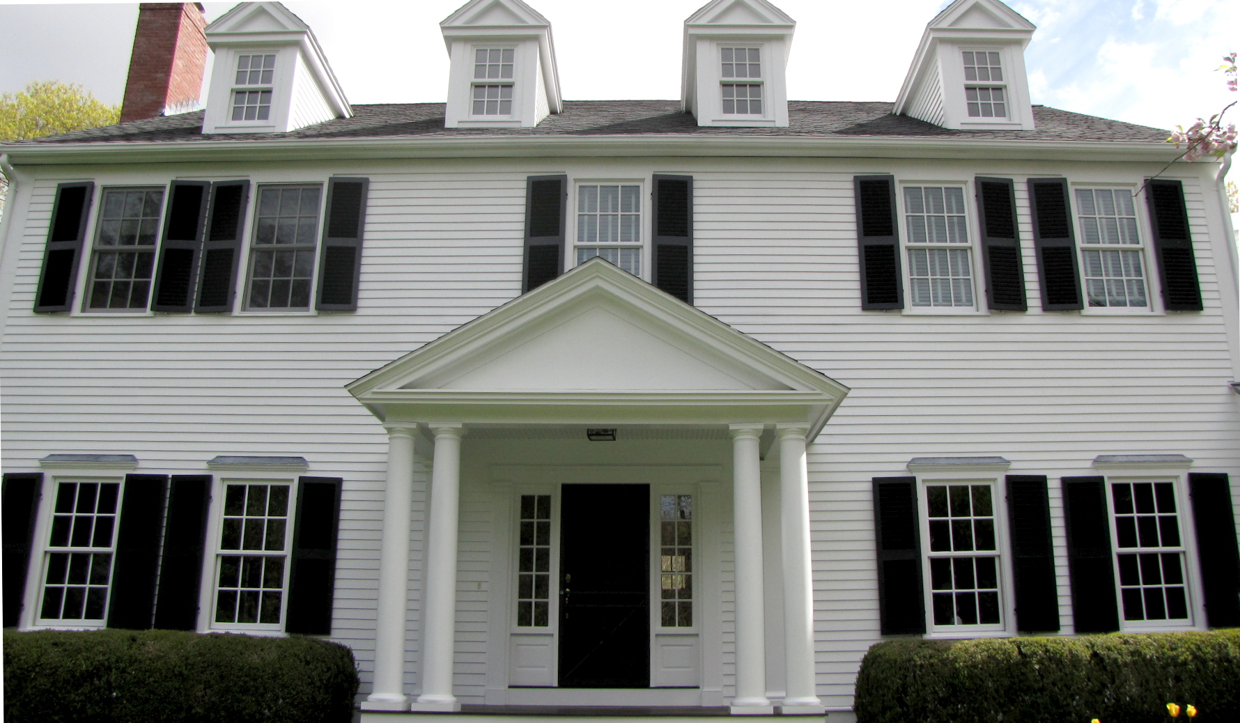 Home Painters Exterior Residential Lincoln Ma Hdf Painting - Exterior-home-painters