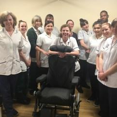 Nhs Posture Chair Bean Bag For Adults Tilt In Space Wheelchair Harrogate District Hospital