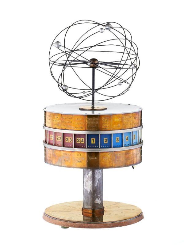 LeMO 360GradObjekt WeltzeituhrModell