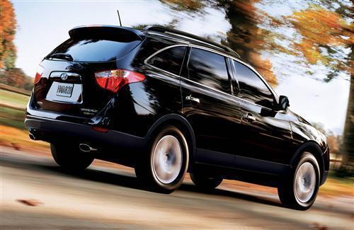 Black Hyundai Veracruz HD Car Wallpaper HD Wallpapers