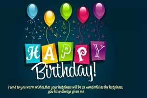 birthday wallpapers free download