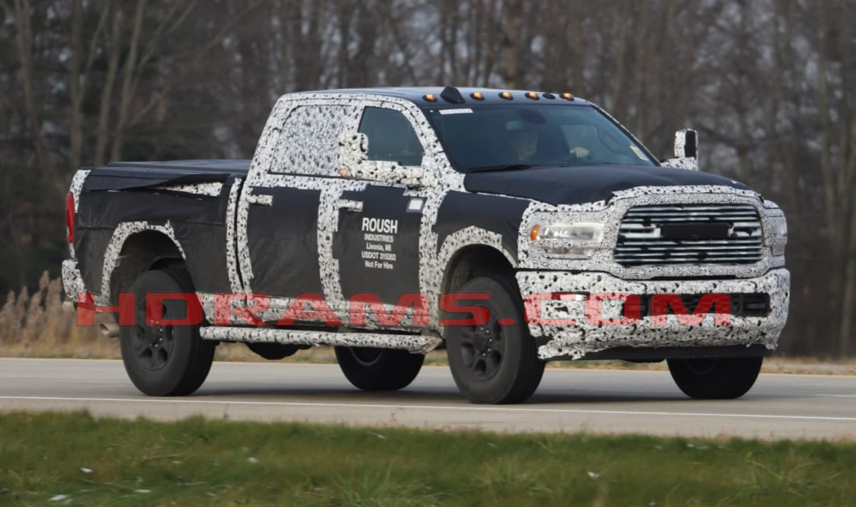 Here is EVERYTHING we know about the 2019 Ram HDs