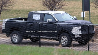Photo of 2020 Ram Heavy Duty Caught Testing:
