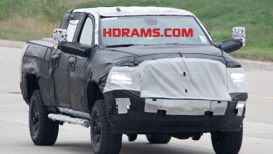 Photo of CAUGHT: Completely Uncovered 2019 Ram 2500 Power Wagon: