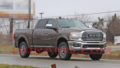 Photo of CAUGHT! Here Is The 2019 Ram HD In Multiple Trims