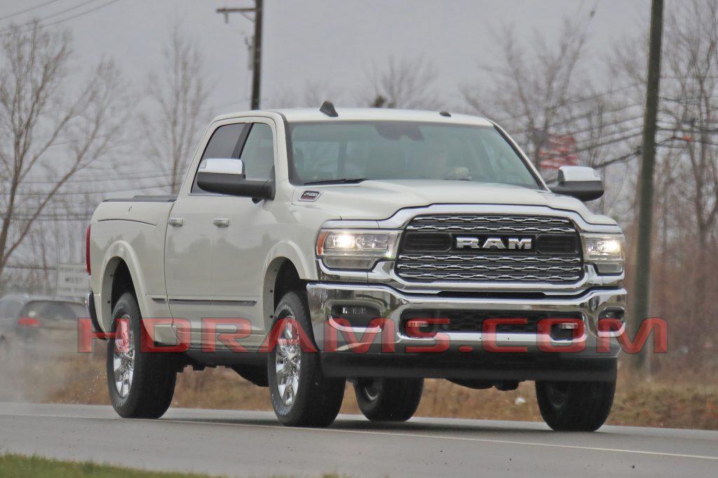 2019 Ram 2500 Limited Vs 2020 Chevrolet Silverado 2500hd