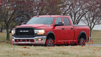 Photo of CAUGHT: 2019 Ram 2500 Tradesman Power Wagon: